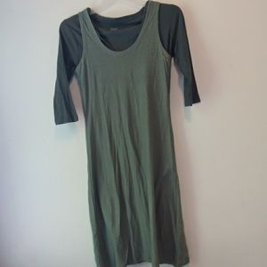 Horny Toad (Toad & Co) Two dresses size Small
